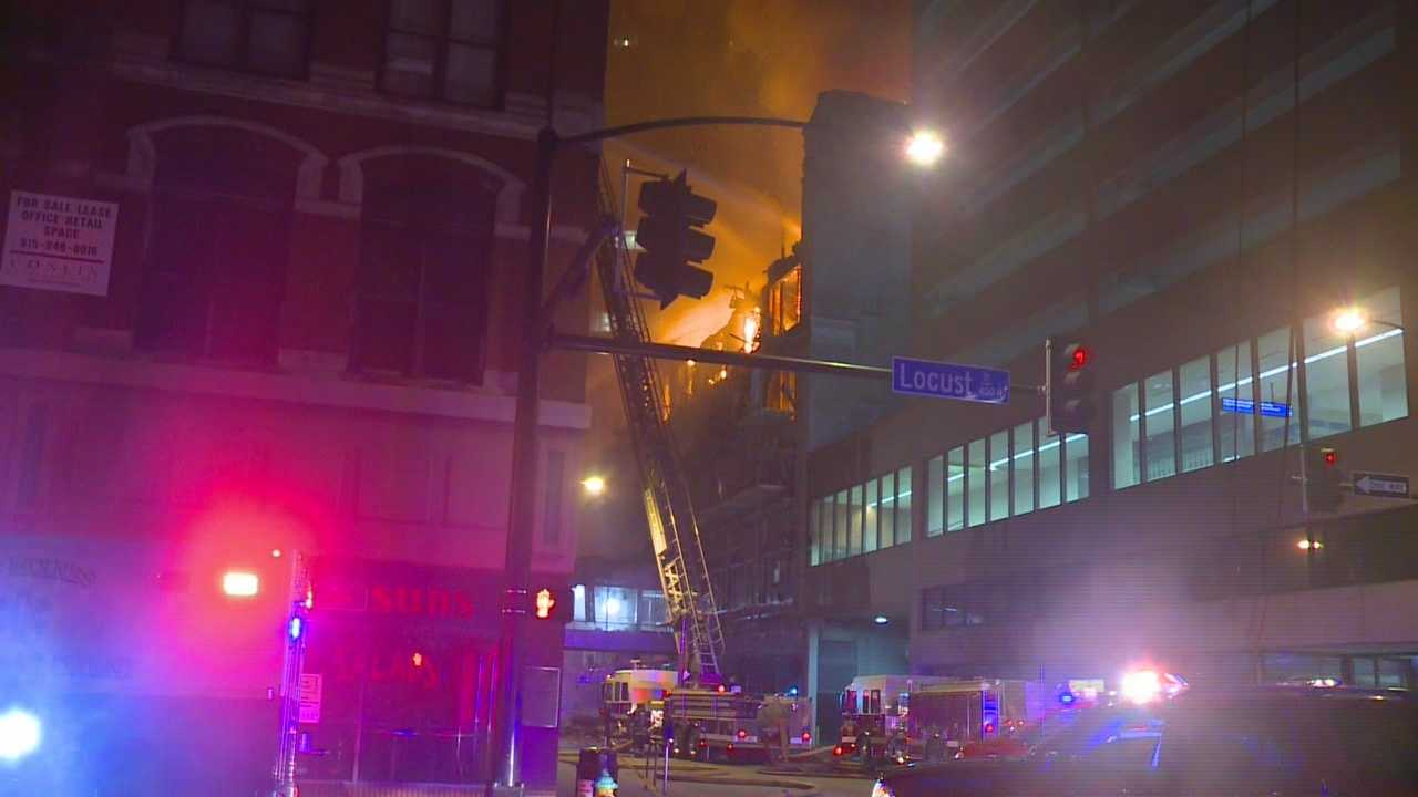 Planning what comes next after Younkers fire