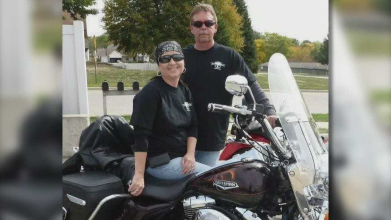 Friends of a Des Moines motorcyclist who was killed by a drunken driver said they hope the driver learns from what he did.