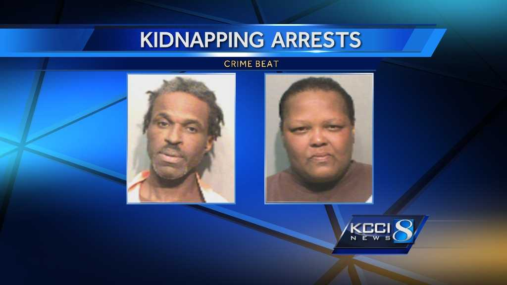 Kidnapping arrests
