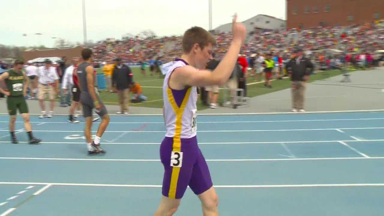 Dramatic finishes highlight final full day of Drake Relays.