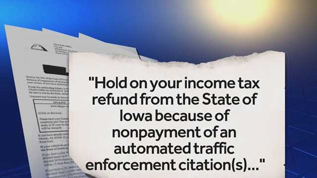 Some residents frustrated after city holds back state tax returns