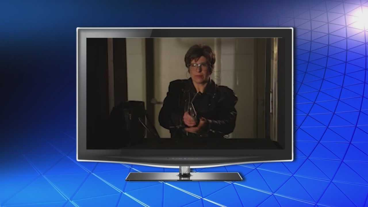 U.S. Senate candidate Joni Ernst releases a new political ad following her hog castration hit.
