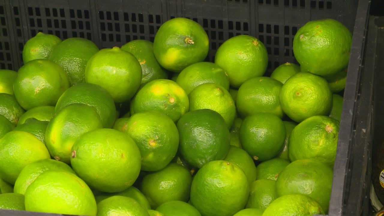 Lime shortage for Cinco de Mayo
