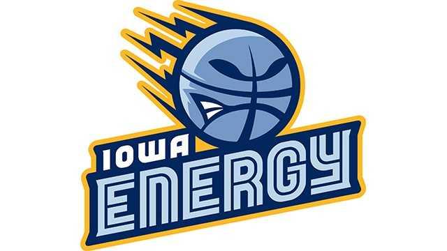 Iowa Energy basketball team