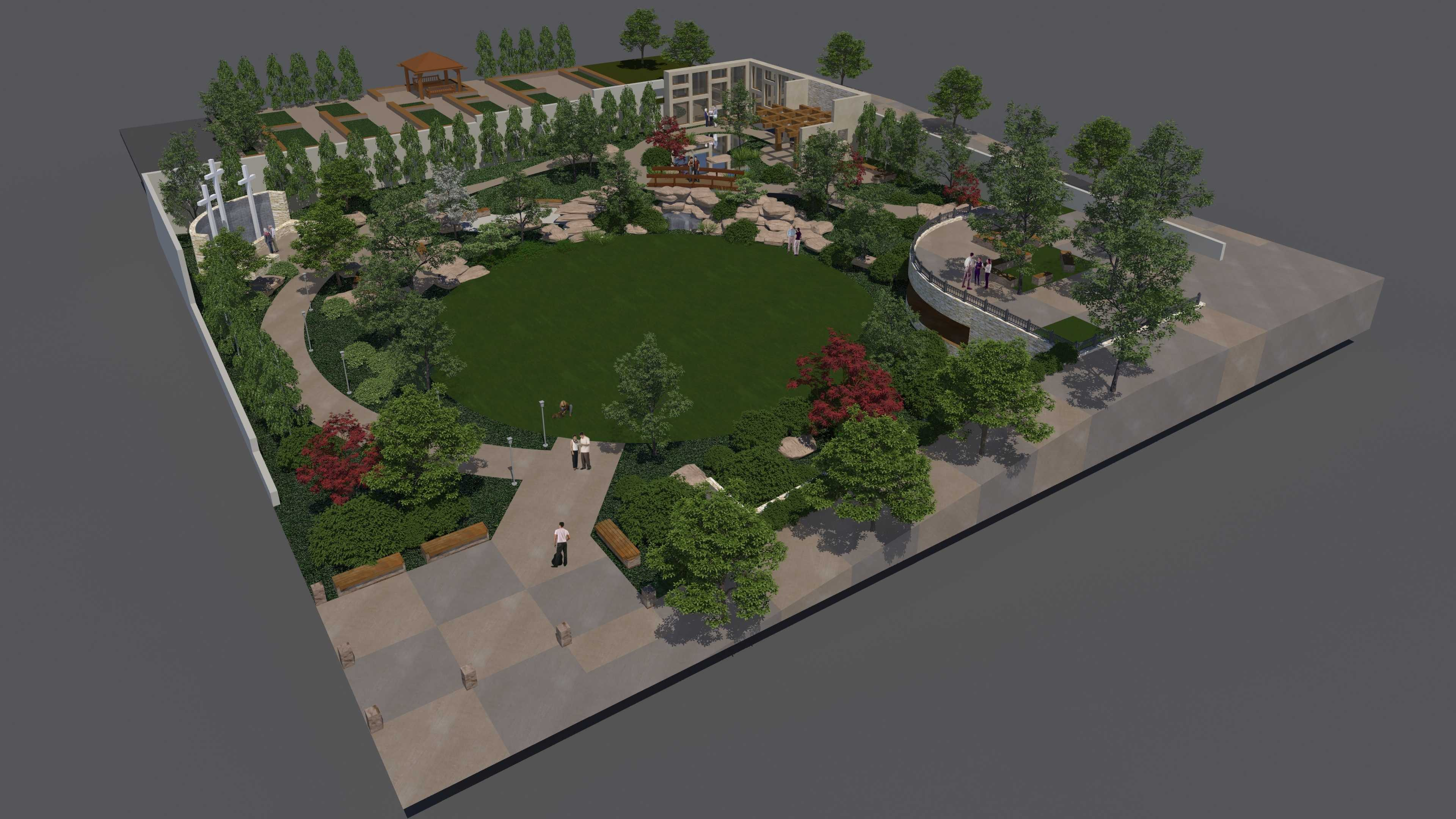 Critics call to end state funding for Bible-themed Iowa park