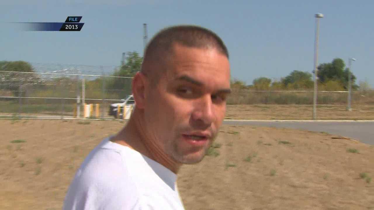 David Flores back in custody