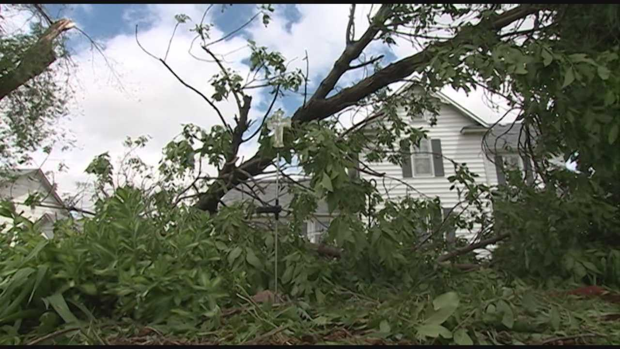 Governor Branstad issued a disaster proclamation for Pottawattamie County following a tornado Tuesday.