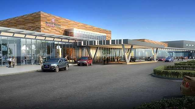 Wild Rose Entertainment new casino in Jefferson, Iowa