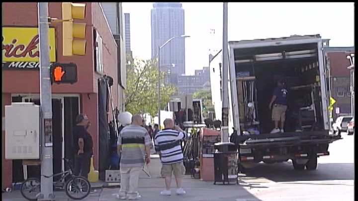 Independent film producers say Iowa is a great place to make movies