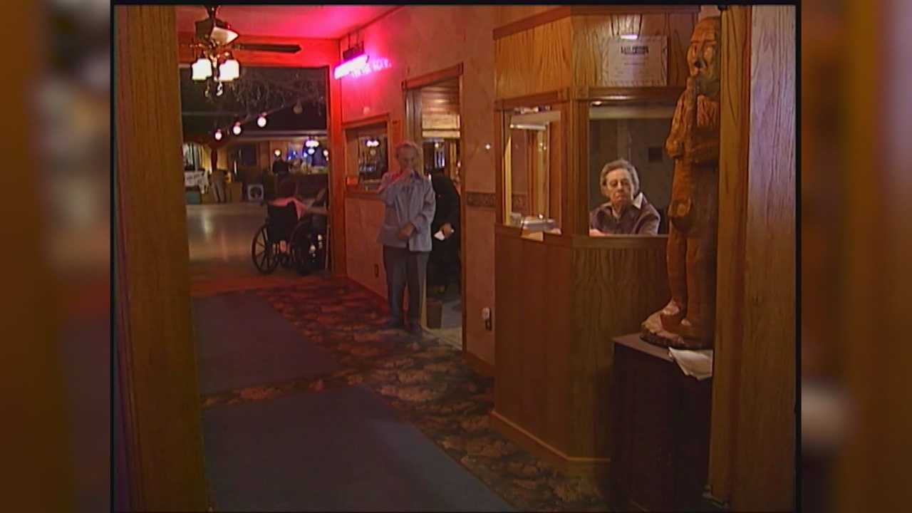 "KCCI's Steve Karlin's award winning story on the Lake Robbins Ballroom in 2006, featuring Coloma ""Kip"" Shannon who passed away Saturday at 105 years old."