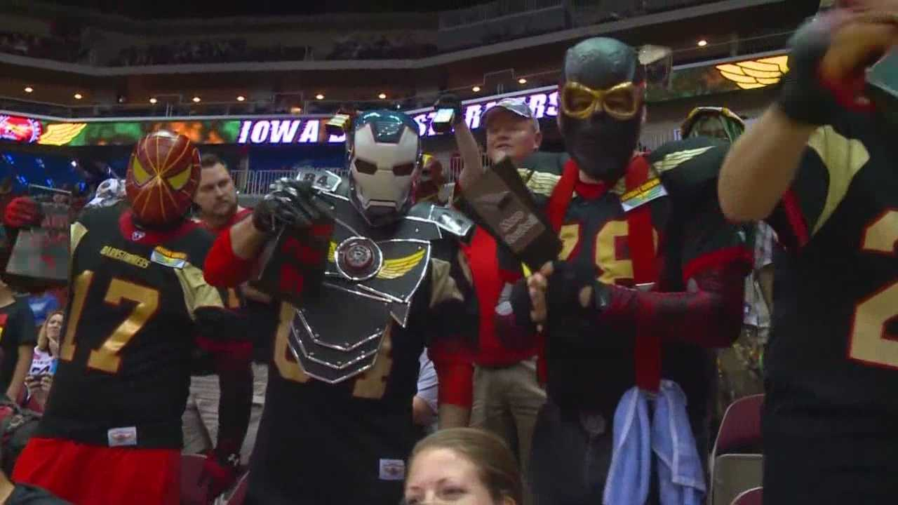Barnstormers stomped by Philadelphia