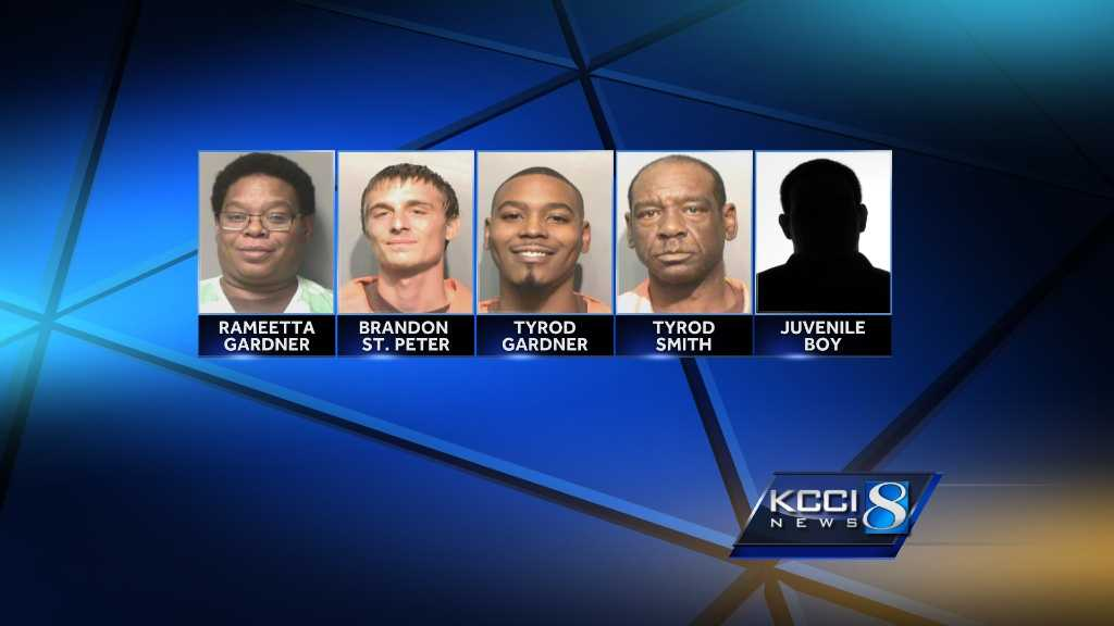 McCormick shooting arrests
