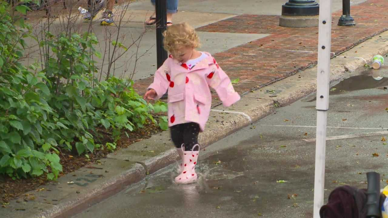 Businesses impacted by wet weather