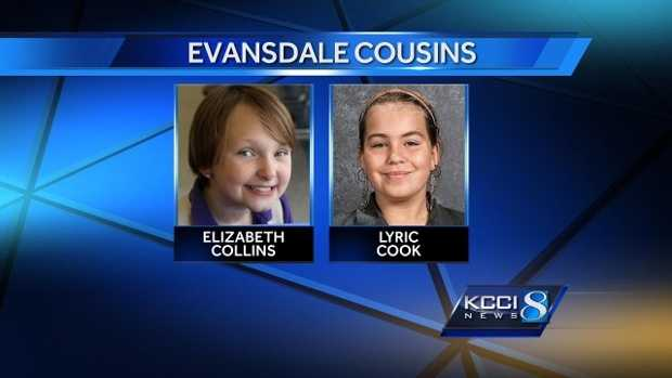 evansdale cousins