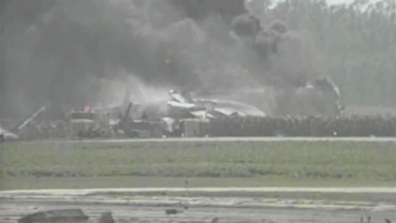 Iowans remember United Flight 232