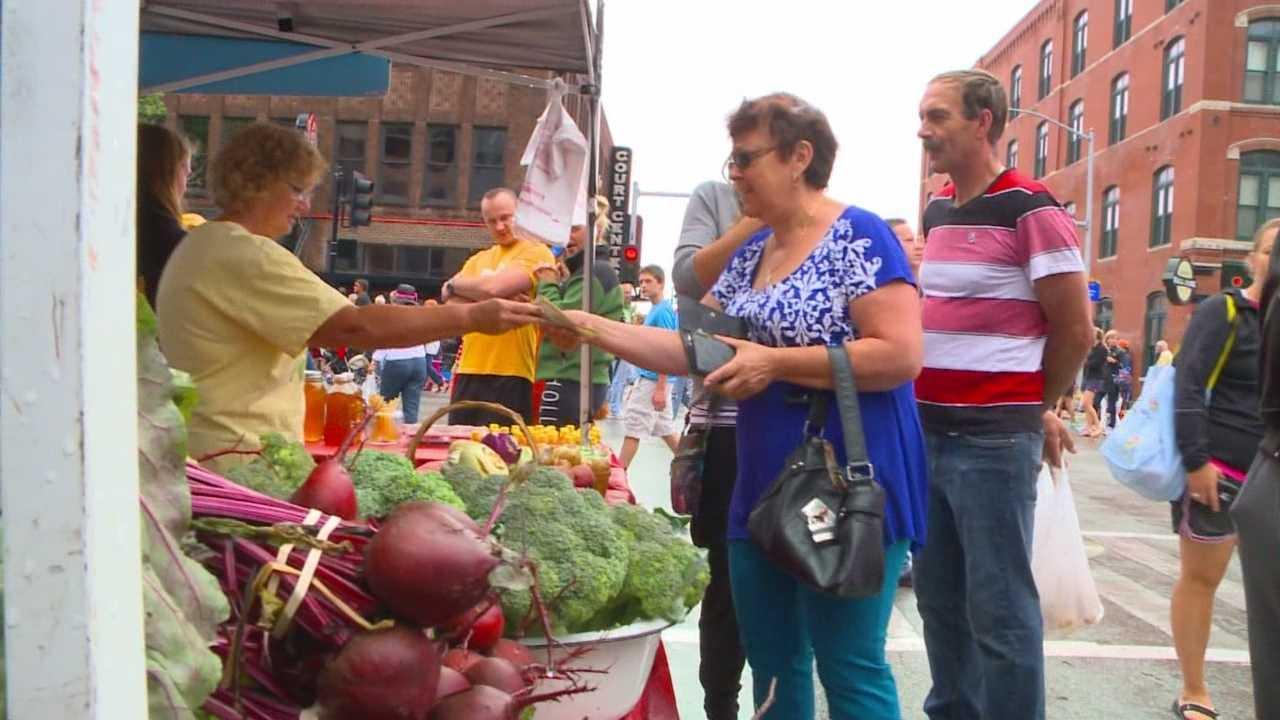 Downtown Des Moines Farmers Market