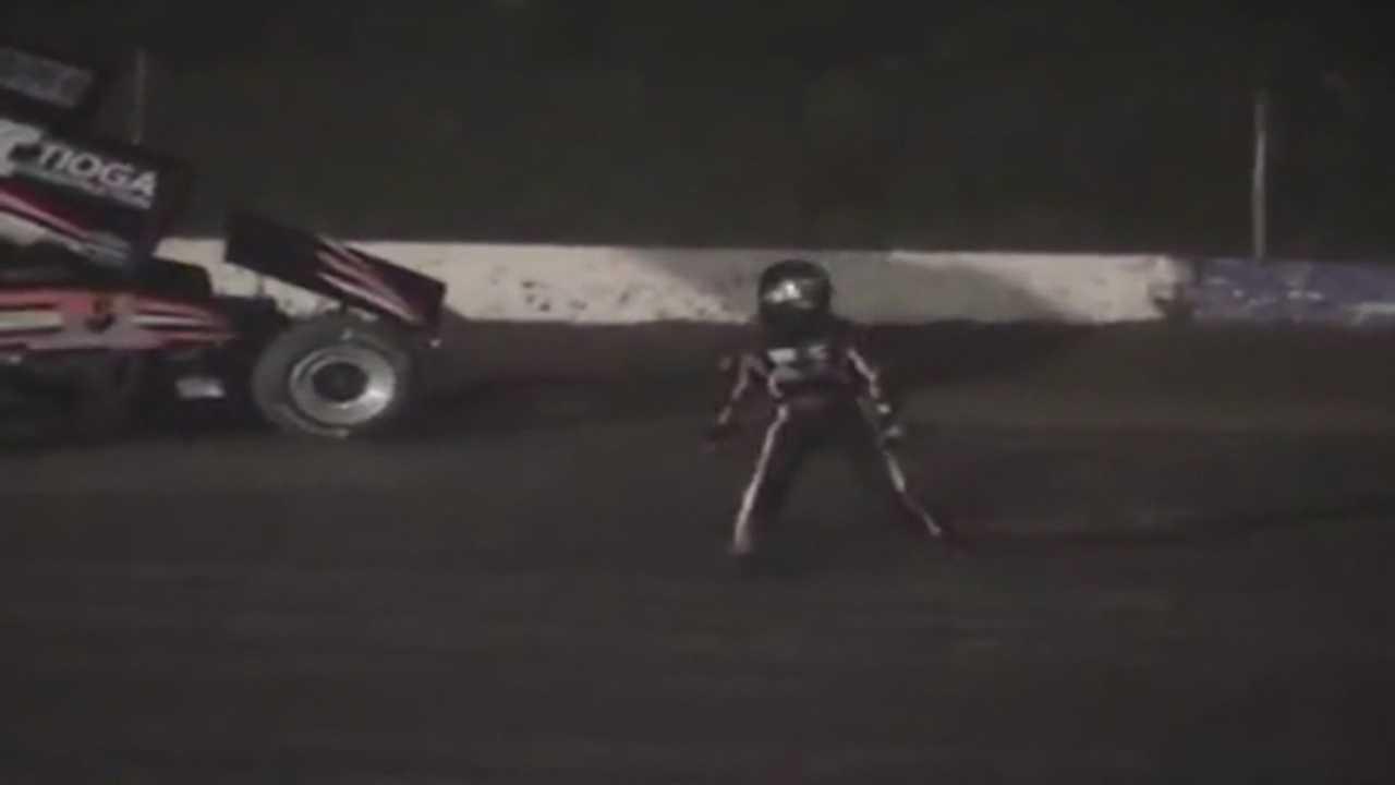 Iowans react to fatal crash involving NASCAR's Stewart