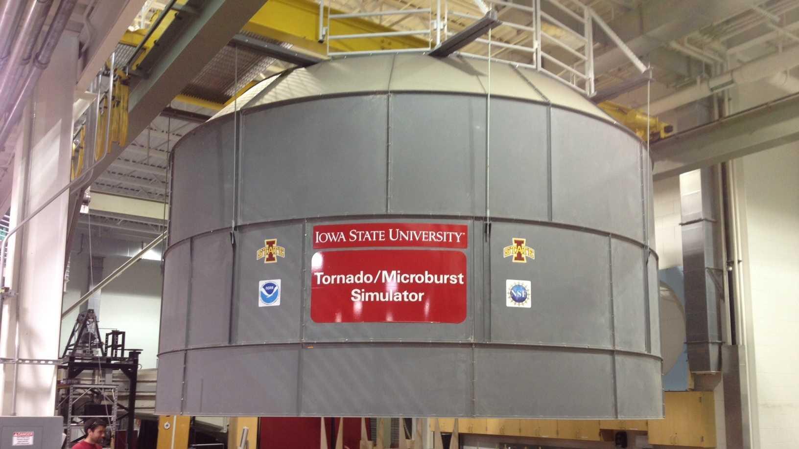 Iowa State University Tornado Simulator