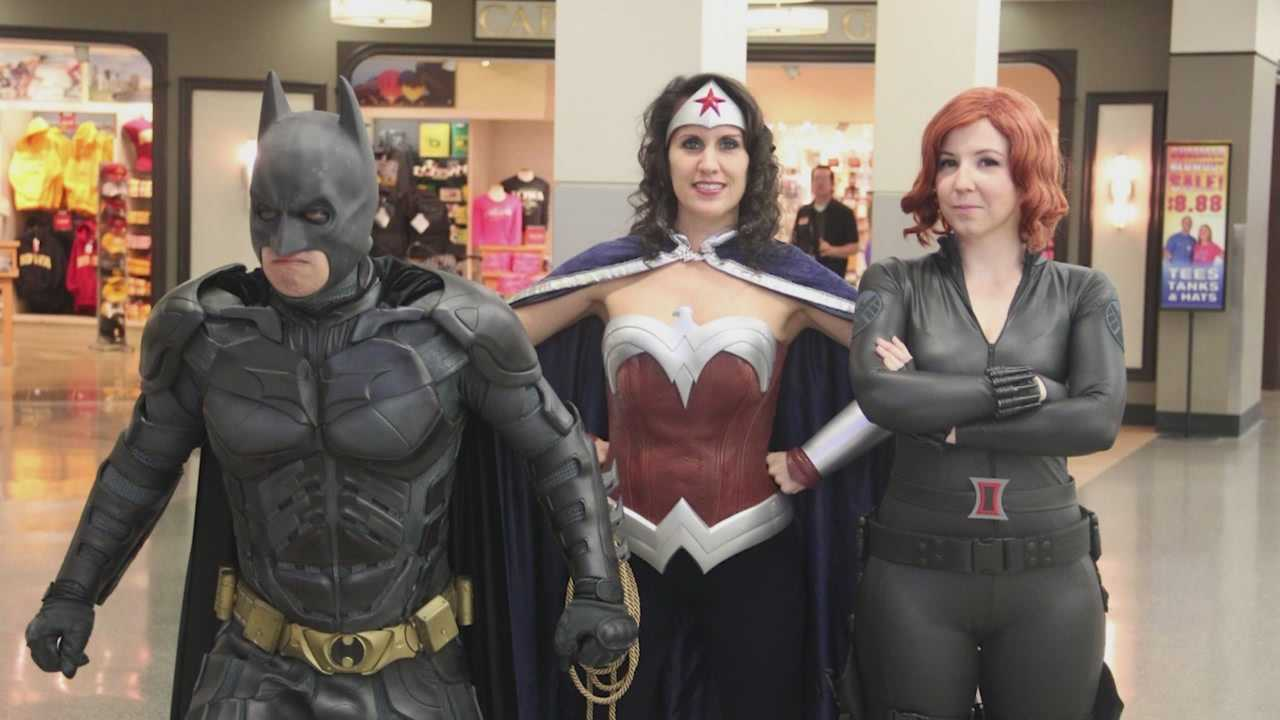 Thousands who crave comic books and sci-fi will be in Des Moines next June.