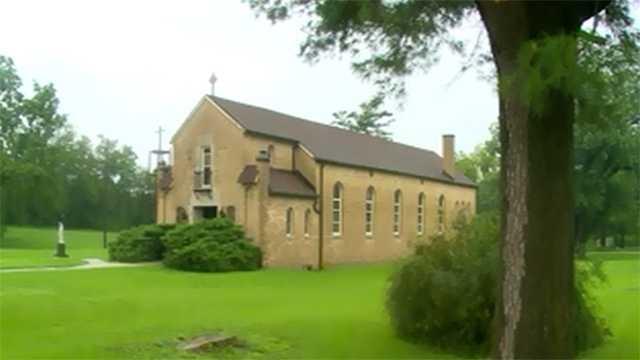 The Parish of the Assumption Church in Churchville