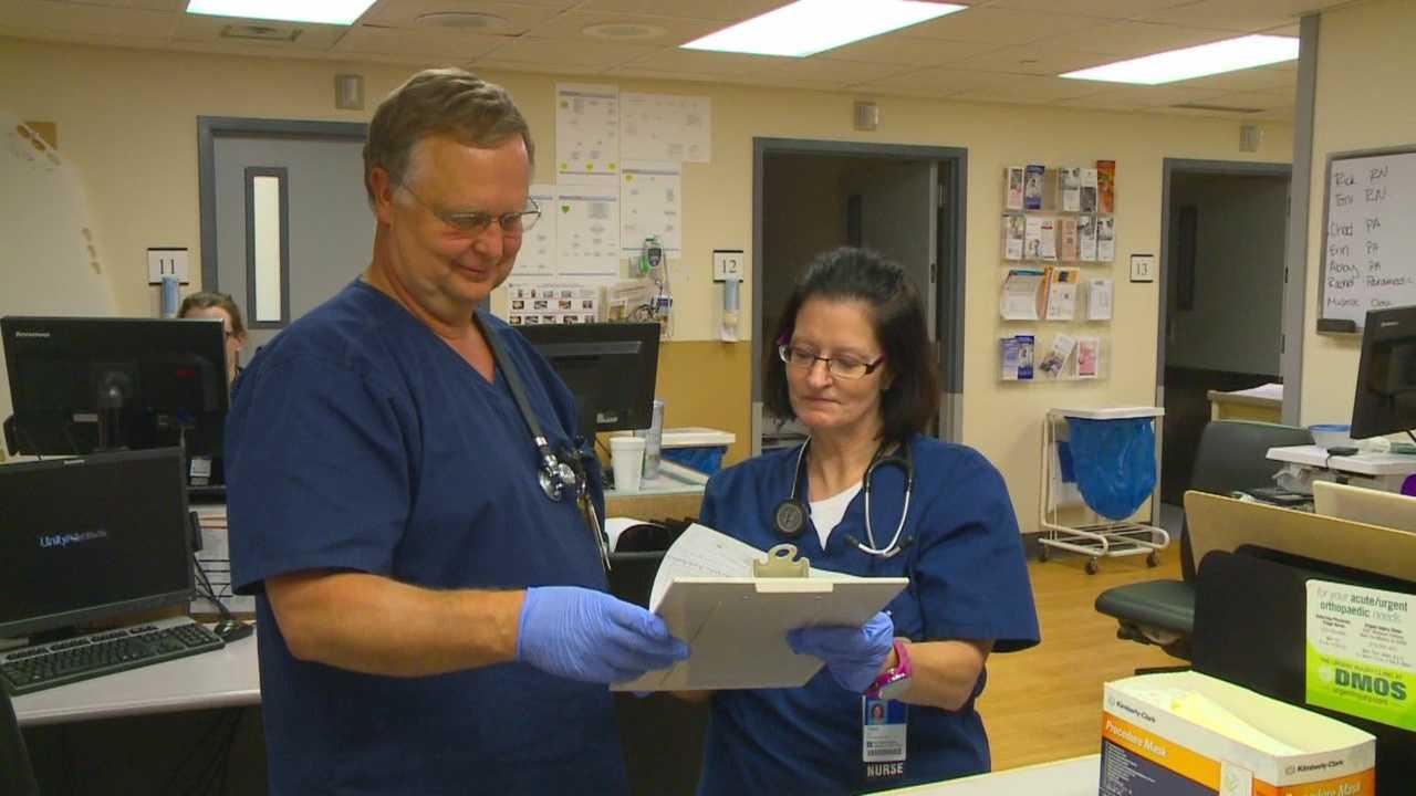 Following the announcement of an Ebola case in Texas, Iowa health officials talk about their preps.