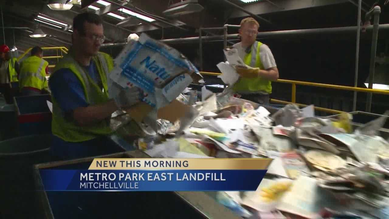 Do you know what items should go into recycling?  Kim St. Onge has details.