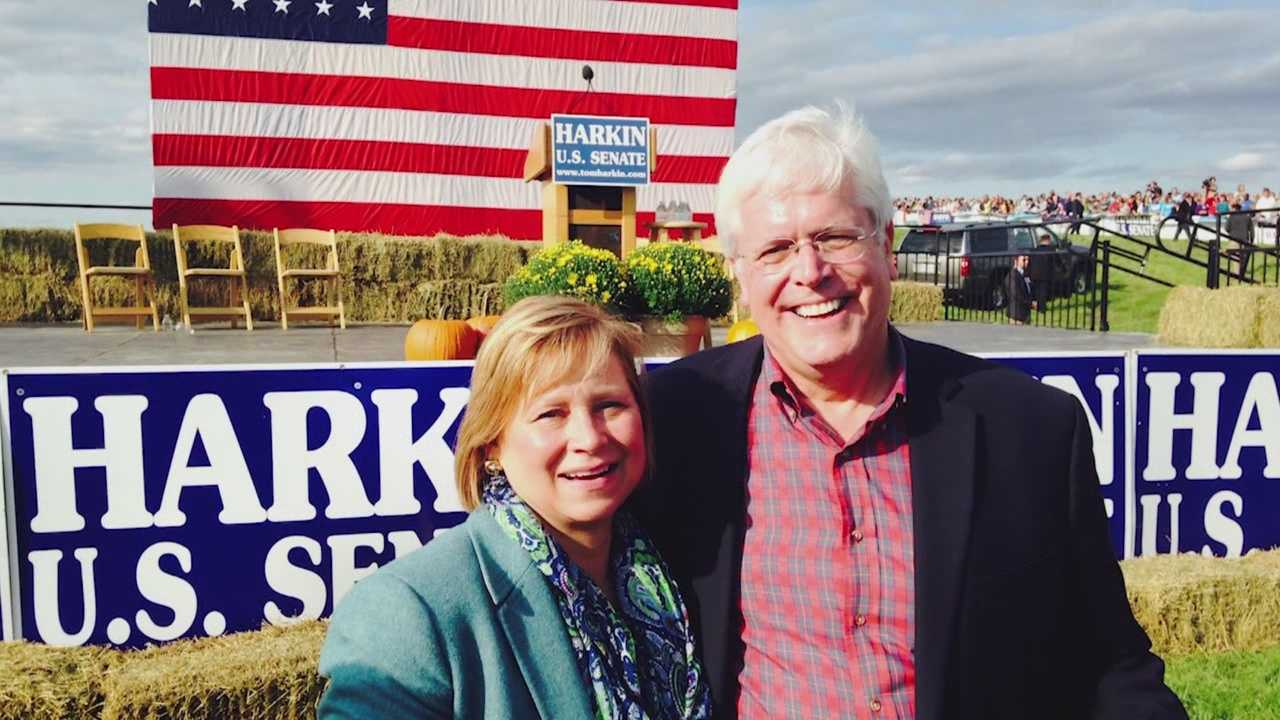 After graduating from Drake University, Sen. Jack Hatch never left the city or state that he loves.