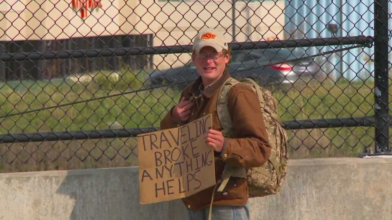 The West Des Moines council is moving toward limits on panhandling at interstate ramps.