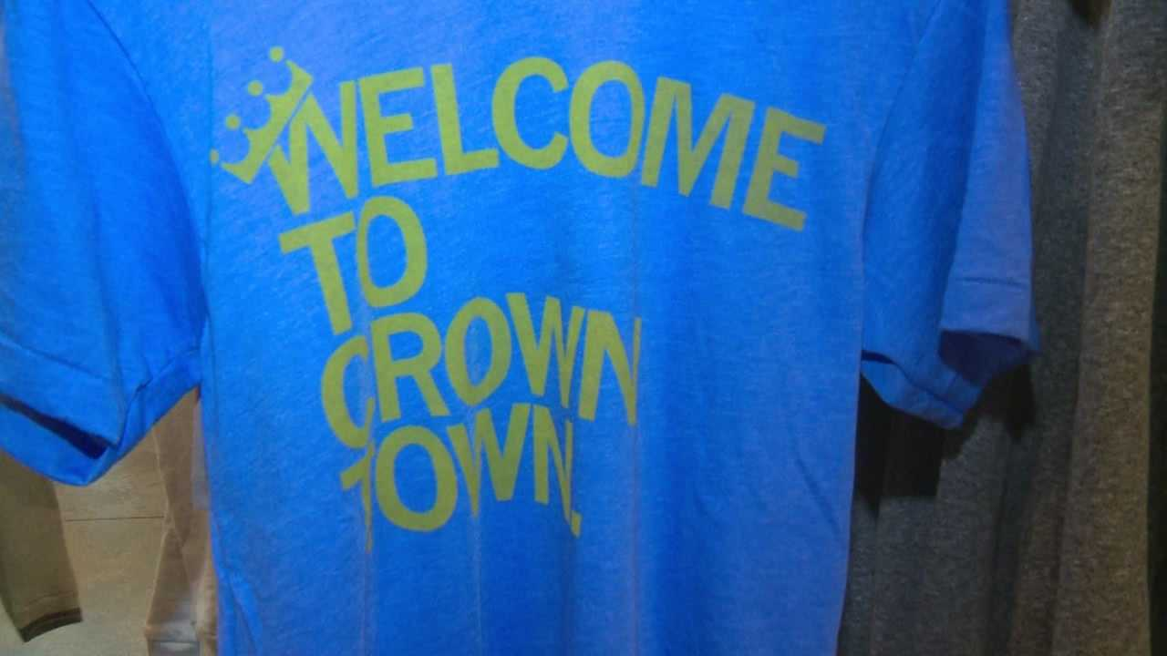 Raygun, the popular t-shirt shop in Des Moines, is seeing a ton of new business in Kansas City.