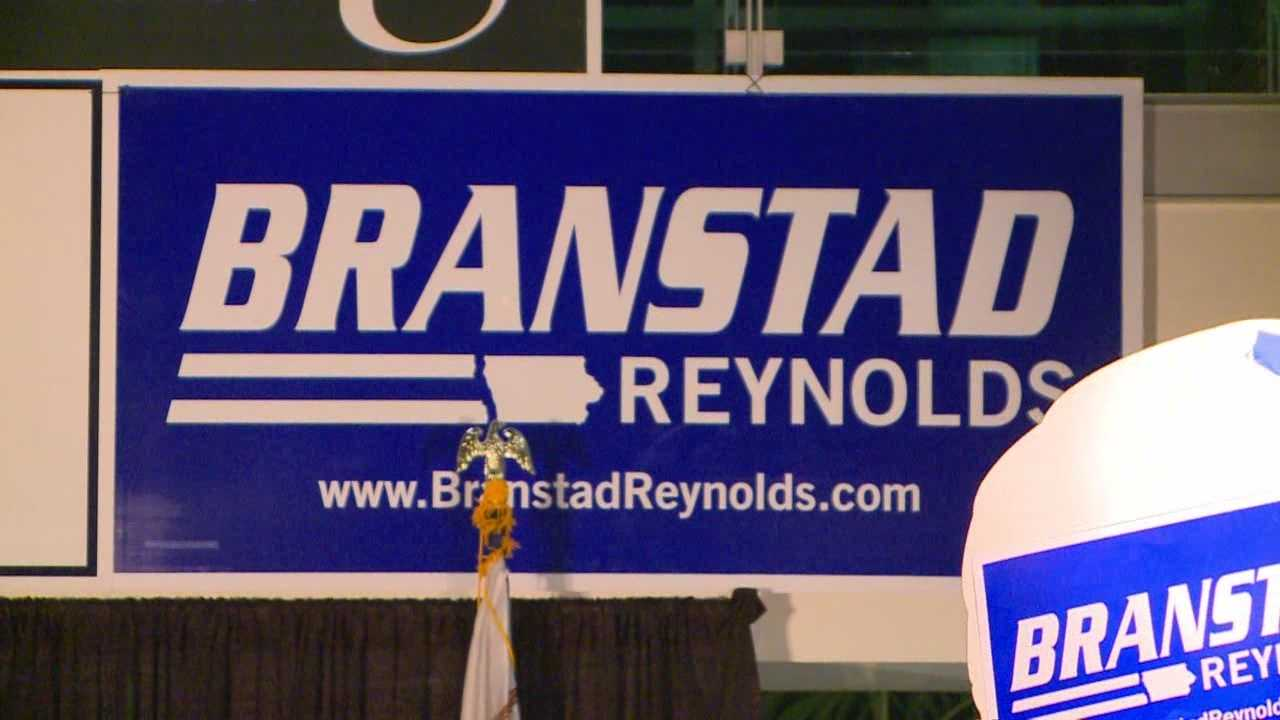Both Gov. Terry Branstad and Jack Hatch say they're ready to hand their futures over to voters Tuesday.