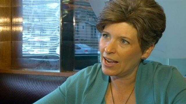Joni Ernst talks what comes next, negative campaign ads