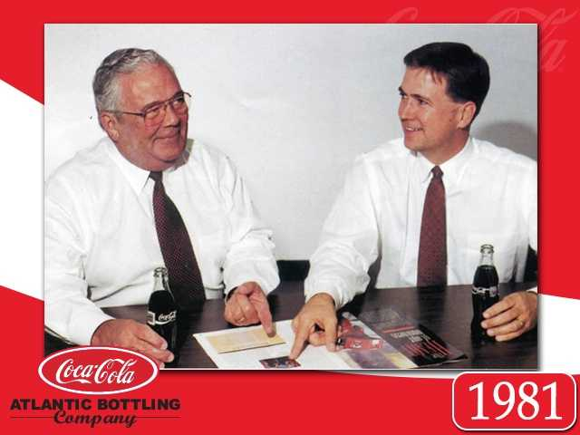 Jim Tyler's son, Kirk, first worked at the Creston warehouse after graduating from college, moved to the Des Moines Operation in 1981 as Marketing and Sales manager.