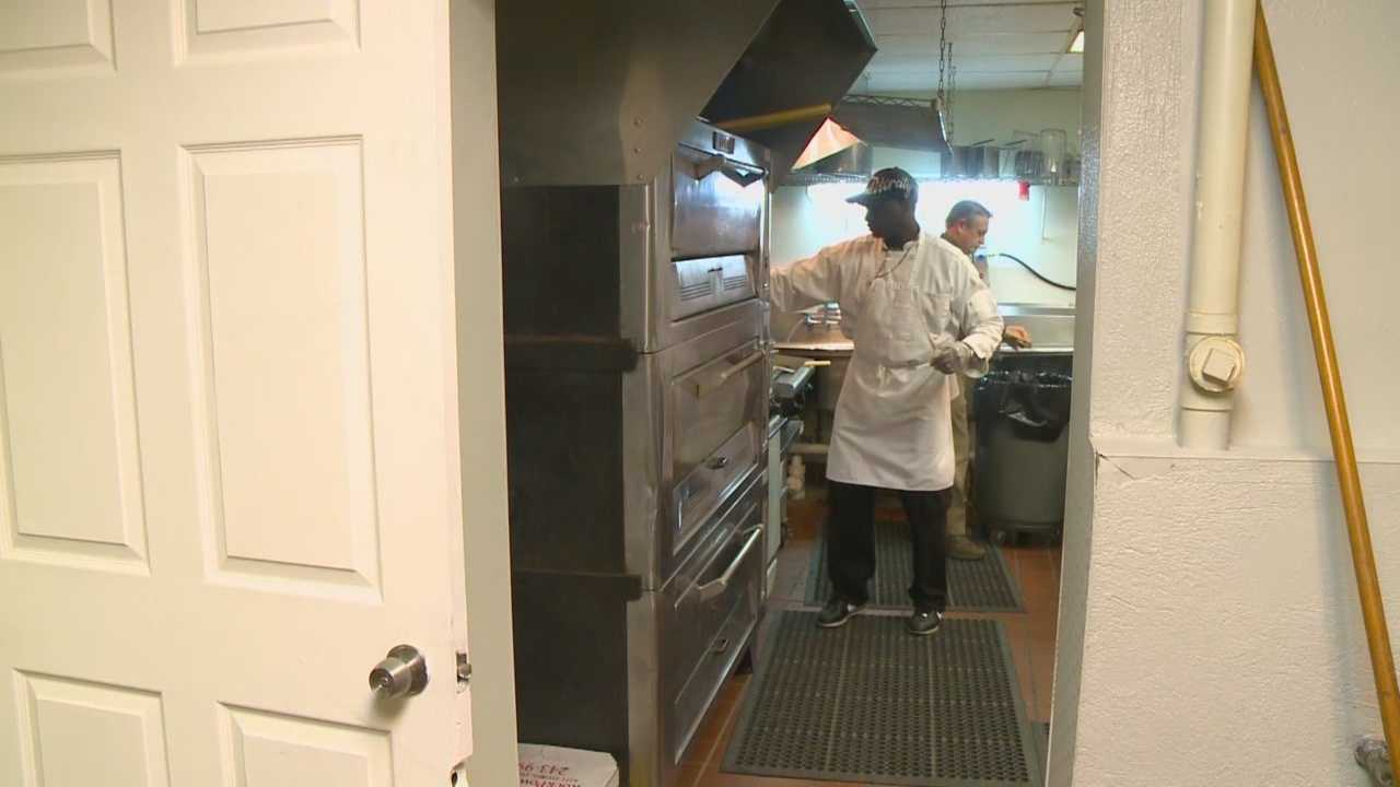 One man has spent the past year making sure needy people and families don't go hungry.