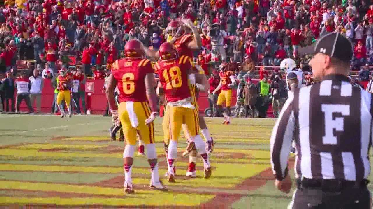 The losing streak continues for Iowa State after an upsetting loss against West Virginia Saturday.