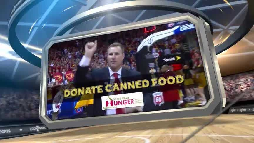 Join KCCI at the Iowa State Game