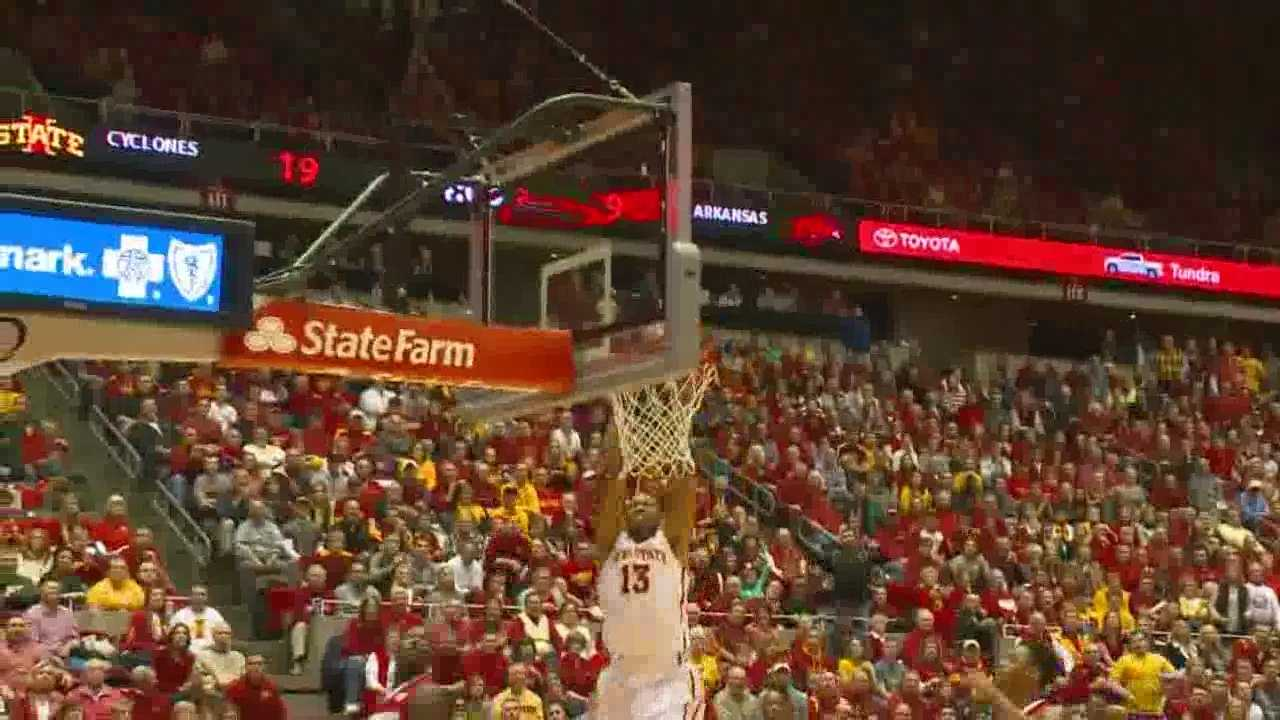 ISU's offense exploded as the Cyclones coasted to a big win at home.