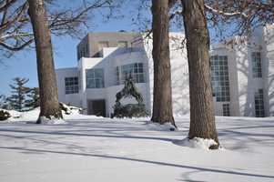 """1970s Retro Holiday Party, Sunday, December 7, Noon – 4 p.m. at Des Moines Art Center. Enjoy seventies' style munchies and tunes of the time, plus wear your bell bottoms, hip huggers or mini-skirts. Check out continuous screenings of The Partridge Family. Get """"groovy"""" with psychedelic studio art or join the ugliest holiday sweater contest. Admission: Free"""