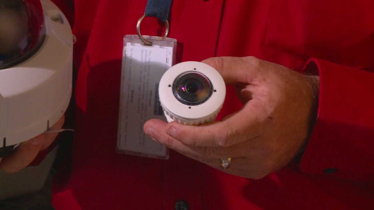Des Moines is adding even more security cameras inside their schools.