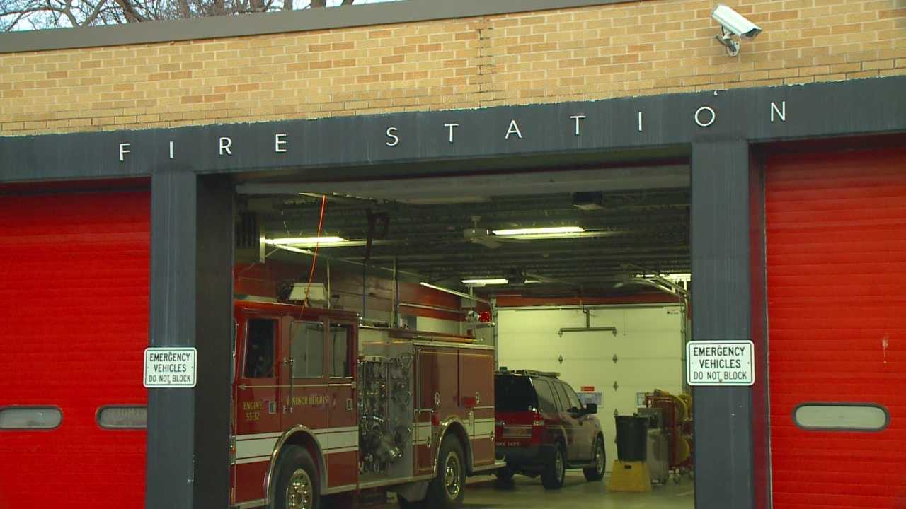 Suburban neighborhoods may soon share one fire department with a new name.