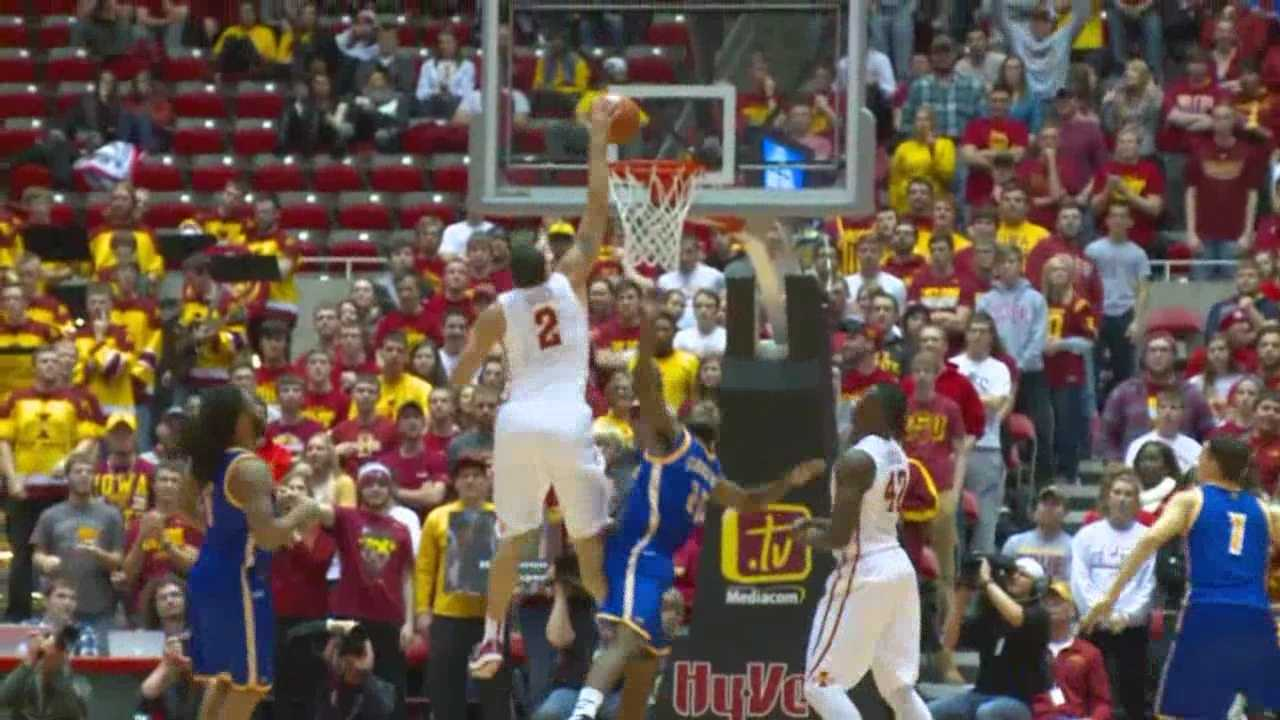 KCCI has team coverage from Ames and Iowa City