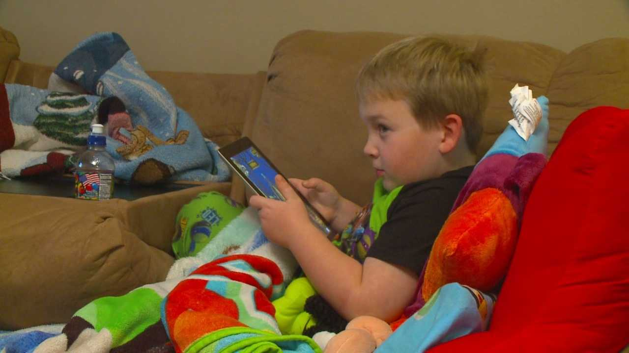 As winter approaches, schools have already begun seeing a spike in sick kids.