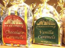 7) Trappestine Caramels