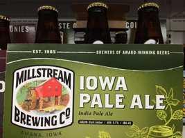 6) Iowa Beer or Wine