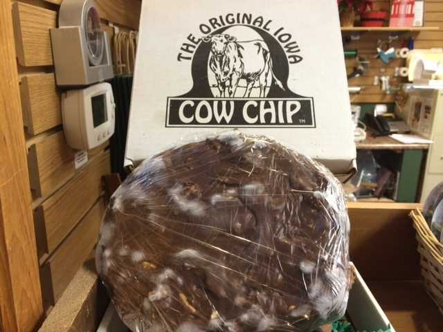 8) Cow Chips