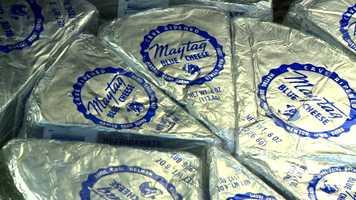 3) Maytag Blue Cheese