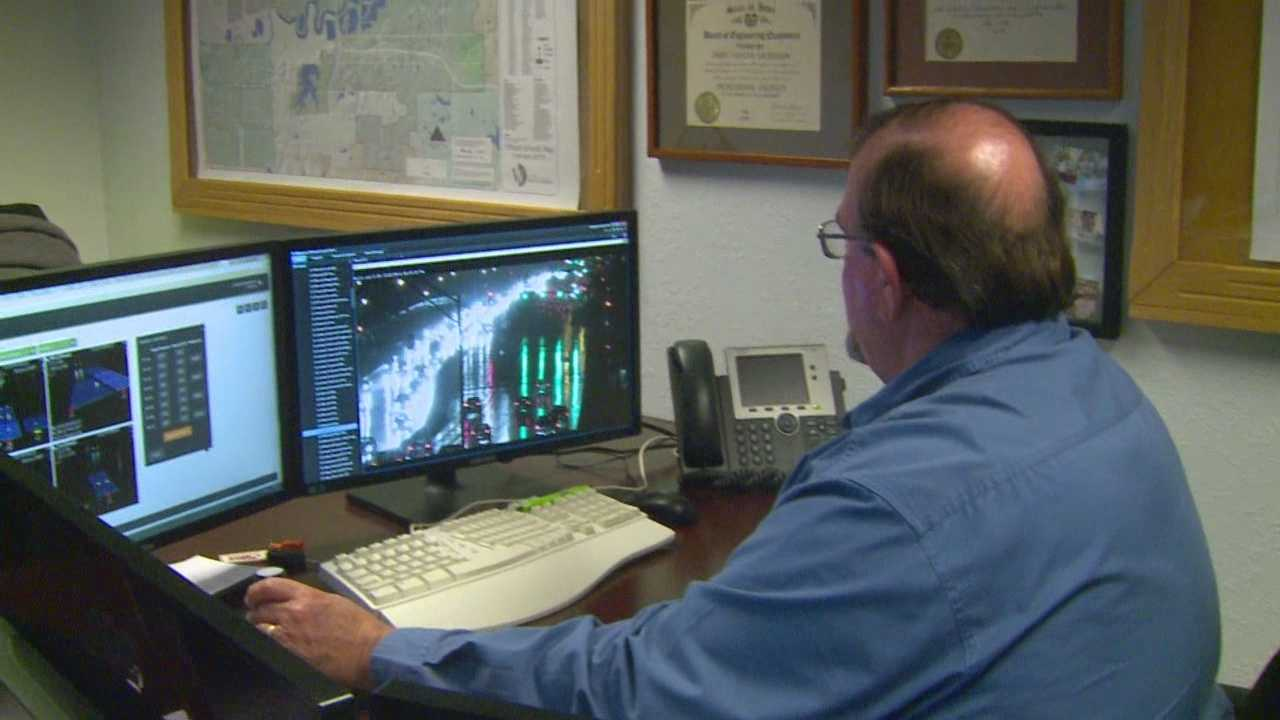 One metro community is utilizing a high-tech tool to keep the roads clear all while saving taxpayer dollars.
