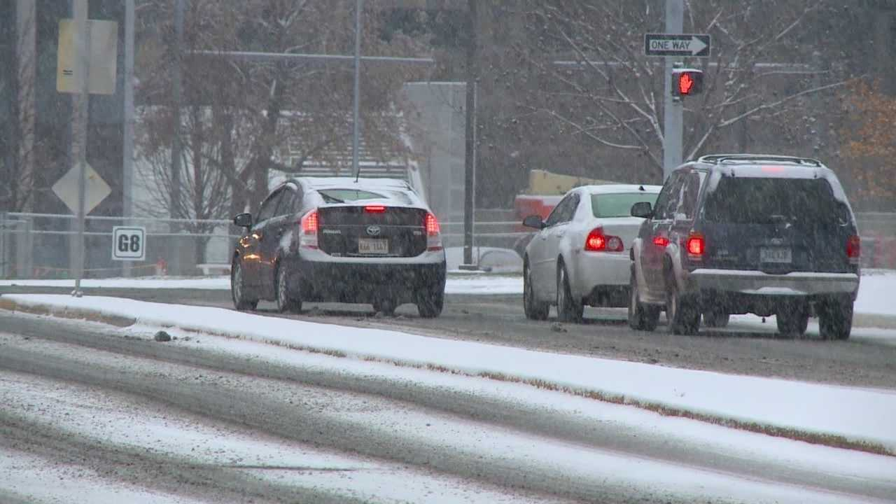 With heavy winds, bitter temperatures and snowfall sweeping through the state over the weekend, make sure you're prepared.