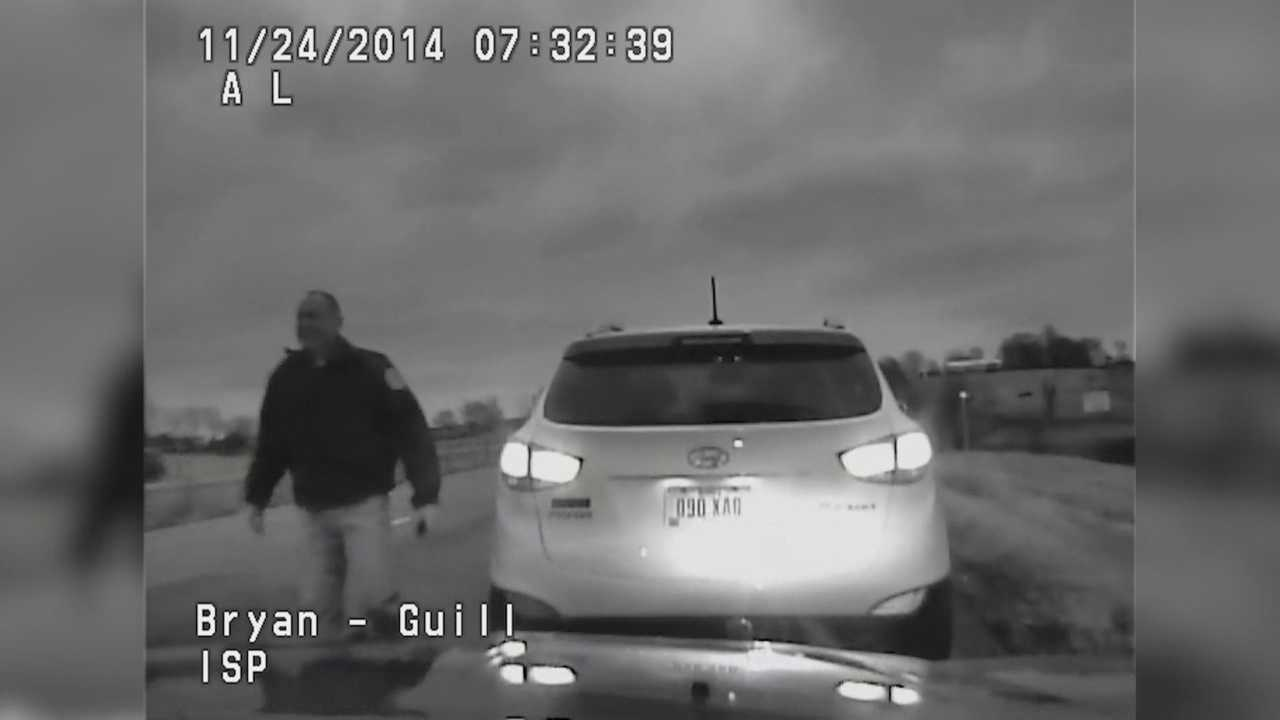 An Iowa State Patrol official has been cited for speeding following an off-duty November incident in which a trooper initially let him go without a ticket.