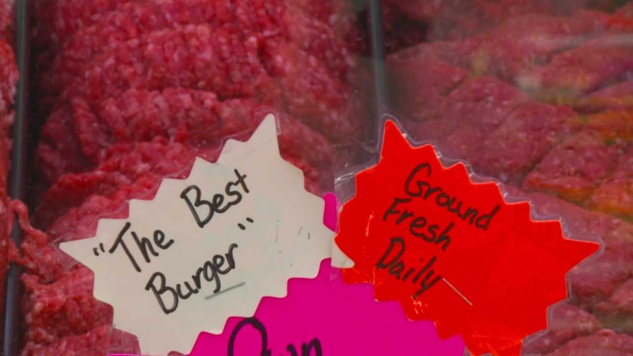 Beef prices are approaching $5 per pound.