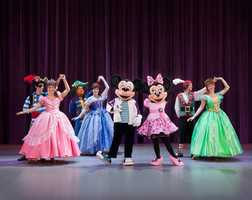 Catch Disney Junior Live on tour! Pirate & Princess Adventure at Wells Fargo Arena for one day February 8th.